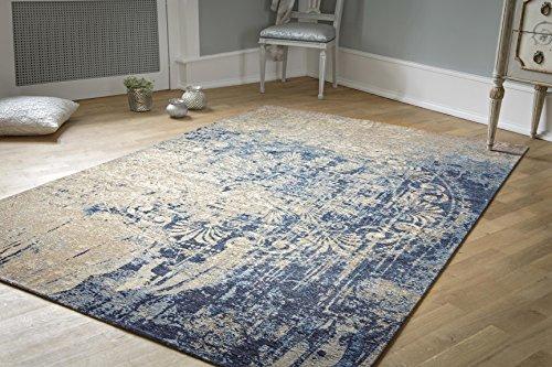 Luxor Living Vintageteppich Barock, Designerteppich, hochwertig, robust, pflegeleicht, Größe:200x290cm
